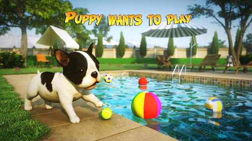 Dog Simulator Puppy Craft  screenshots 4