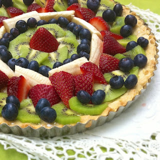 German Fruit Tart – The Recipe ReDux