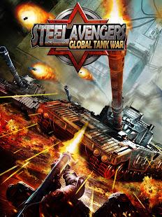 Steel Avengers:Global Tank War