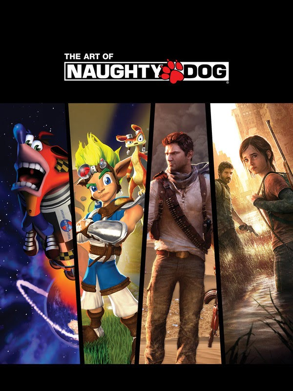 The Art of Naughty Dog (2014)