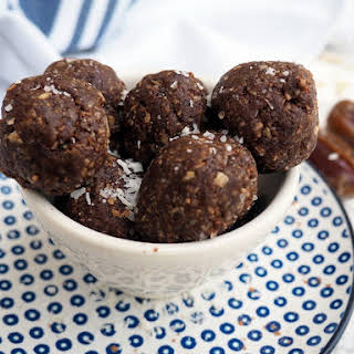Cocoa-Coconut Bliss Balls.