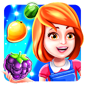 Juice Master - Funny Jam Jam Match 3 Game