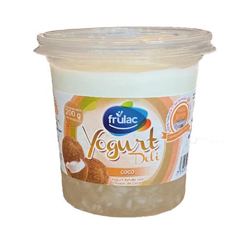 Yogurt Frulac Coco 200Gr