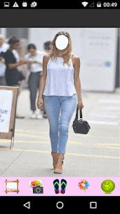 Jeans Selfie - Women Dress - náhled