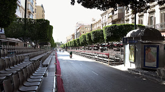 El Paseo de Almería seguirá siendo la Carrera Oficial de la Semana Santa.
