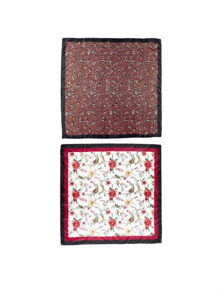 tailored wardrobe - Chan Luu Silk Scarves