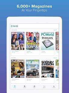 ZINIO – Magazine Newsstand 5