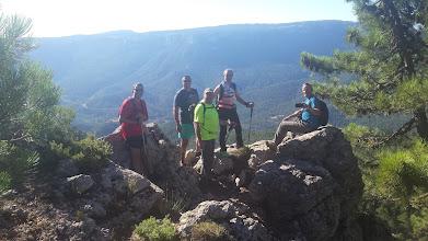Photo: En uno del los Picos del Oso.