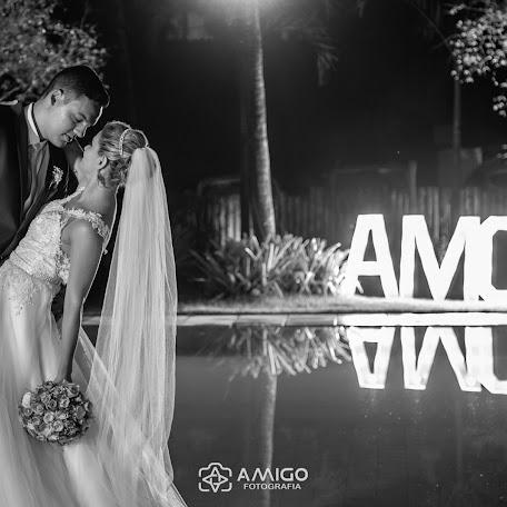Fotógrafo de casamento Ricardo Amigo (AmigoFotografia). Foto de 19.01.2018