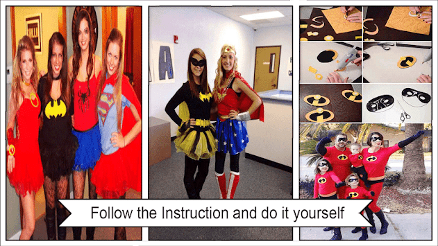 Download cool diy superhero costume ideas apk latest version app for cool diy superhero costume ideas poster solutioingenieria Images