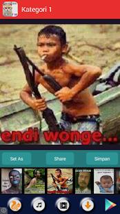 Perang Gambar Lucu- screenshot thumbnail