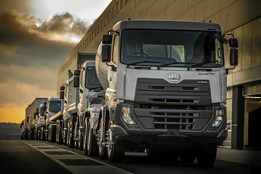 UD Trucks Southern Africa is expecting to see 3% growth in the South African truck market in 2017. Picture: UD TRUCKS SOUTHERN AFRICA