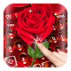Luxury Red Rose Keyboard apk