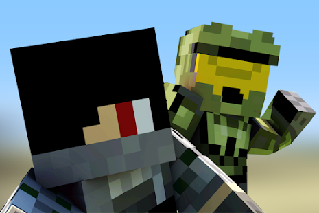 Military Skins for Minecraft PE - náhled