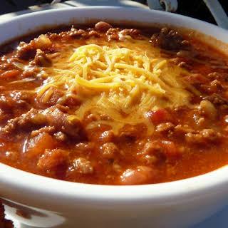 My Favorite Chili.
