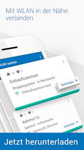 Mit Datally mobile Daten sparen und WLANs finden Screenshot