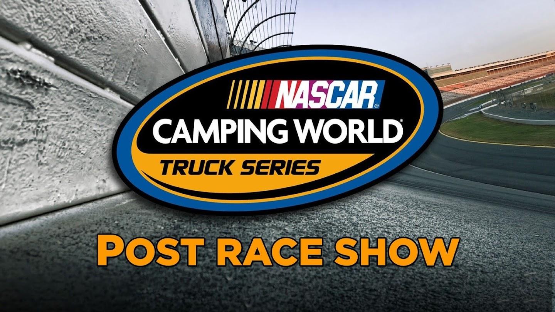 NCWTS Post Race Show
