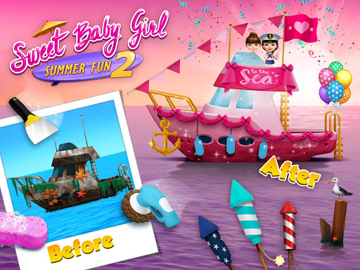 Sweet Baby Girl Summer Fun 2 - Holiday Resort Spa screenshot 8