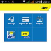 Idea Mobile Prepaid/Postpaid
