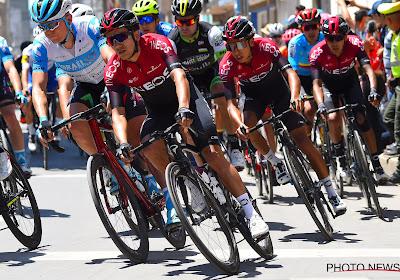 Richard Carapaz wint op indrukwekkende manier de derde etappe van de Ronde van Polen