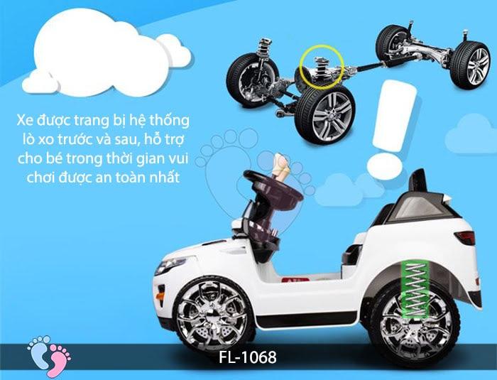 Xe oto điện trẻ em FL-1068 (0288) 13