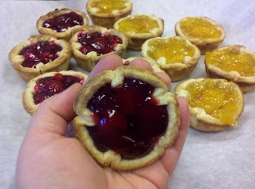 Nana's Mini Fruit Pies Recipe