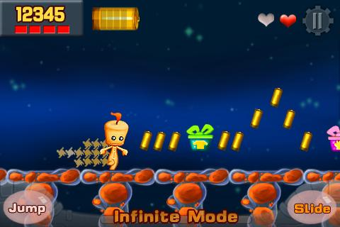 iRunner screenshot 5