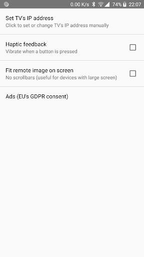 Remote for Samsung TV | Smart & WiFi Direct 1.2.8-release 4