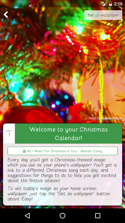Christmas Countdown 2017 Android Apps On Google Play