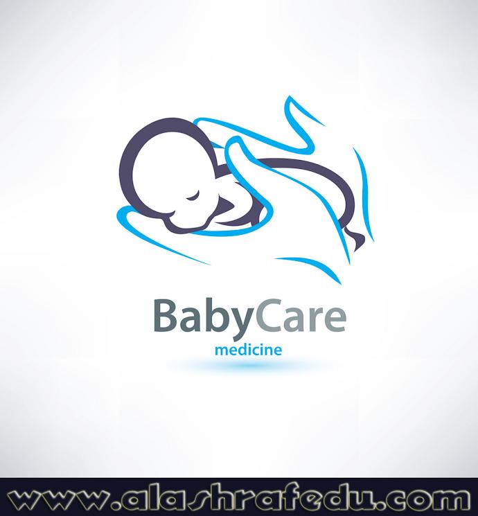 Baby Sleeping Hands Baby Care Stylized Symbol Blue Pjlg6QXxCJJ8PXrUGfOn