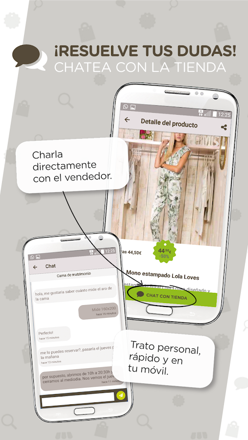 Chopit: Ofertas de tiendas- screenshot