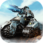 Mech Warrior Tower Defense Games - Robot Battle