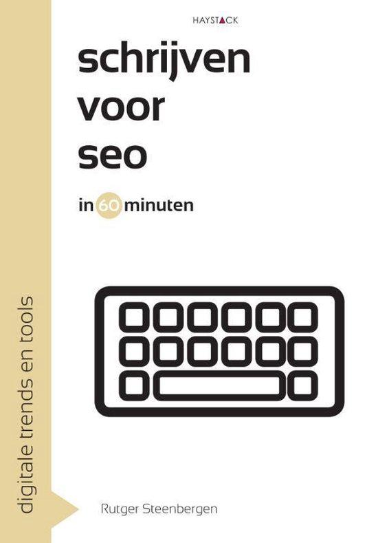 Voorbeeld boek: Schrijven voor SEO
