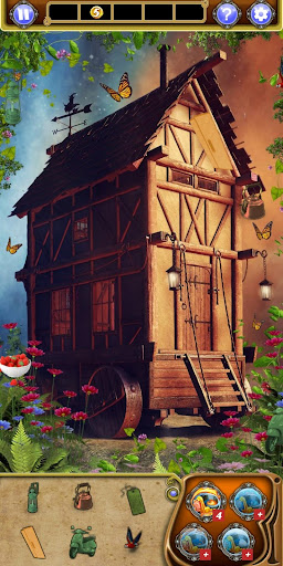 Hidden Object - Happy Hideaways android2mod screenshots 1