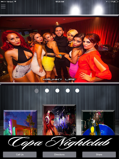 Copa Night Club Palm Springs