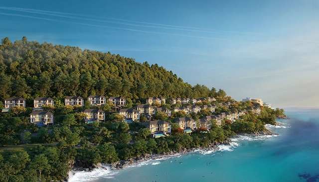 Dự án Sun premier village the Eden Bay có tổng diện tích 8 ha