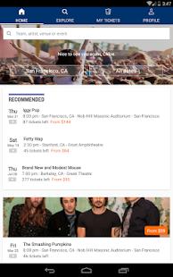 StubHub - Event tickets Screenshot 12