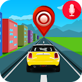 Voice GPS Navigation & Maps