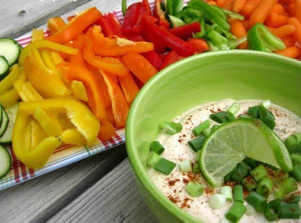 Southwest Ranch  Dip Or Spread Recipe