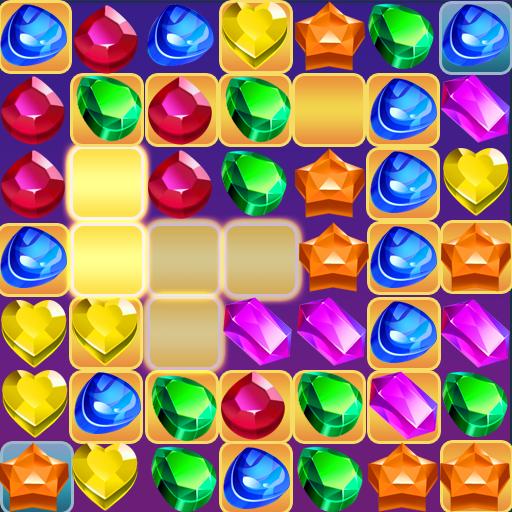 宝石迷情:矿工历险 解謎 App LOGO-硬是要APP