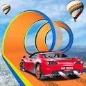 Impossible Mega Ramp Stunt Car Games 2020 icon