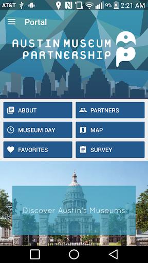 Austin Museum Partnership
