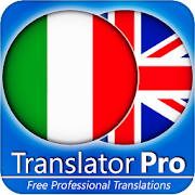 Italian - English Translator ( Text to Speech )