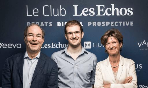 Isabelle Kocher et Yves Le Gélard - Keynote : Alexandre Stachtchenko