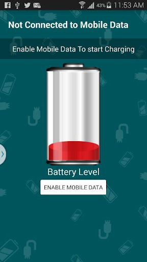 3Gのバッテリー充電器の悪ふざけ