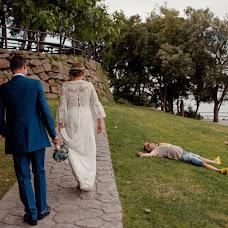 Wedding photographer Monika Zaldo (zaldo). Photo of 31.10.2018