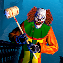 Scary Clown Horror House Escape icon
