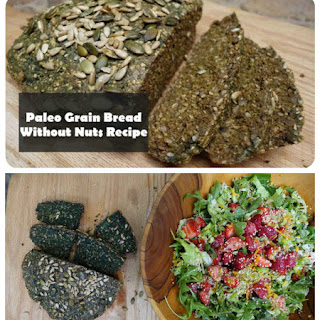 Paleo Grain Bread Without Nuts