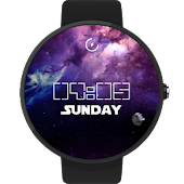 Nebula Watchface Marvel Comics