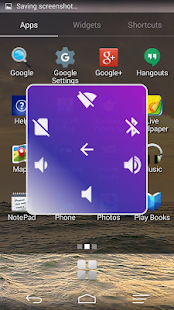 Assistive Touch Android - náhled